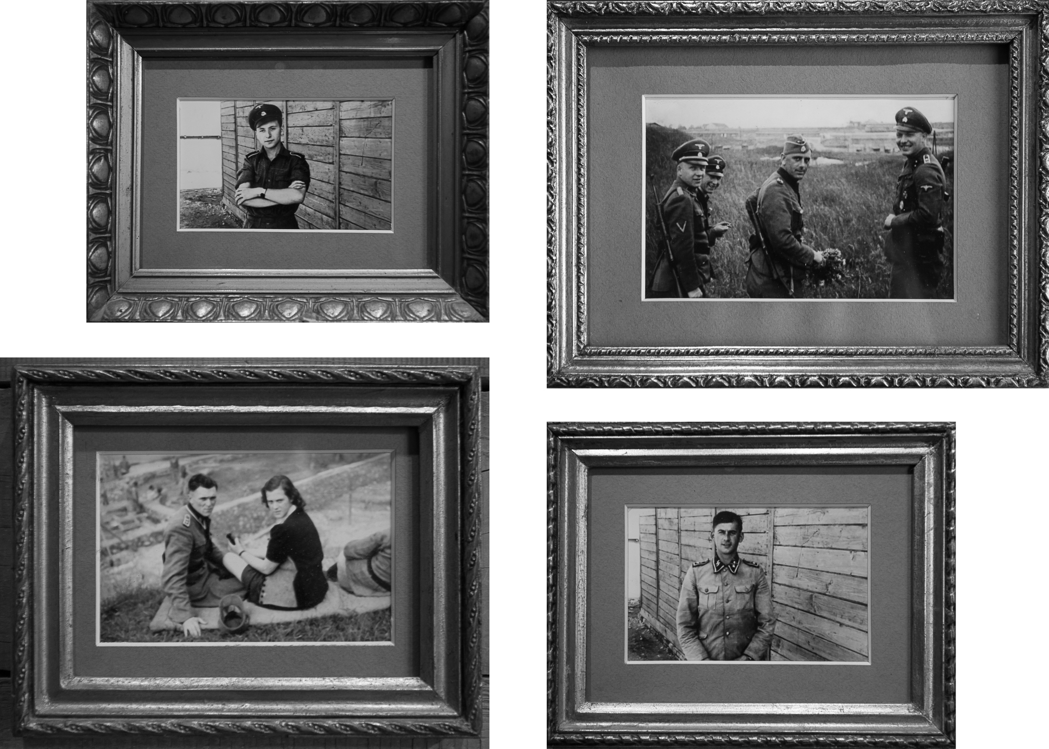 In Search of Amnesia ~ Gestapo Portraits Lublin