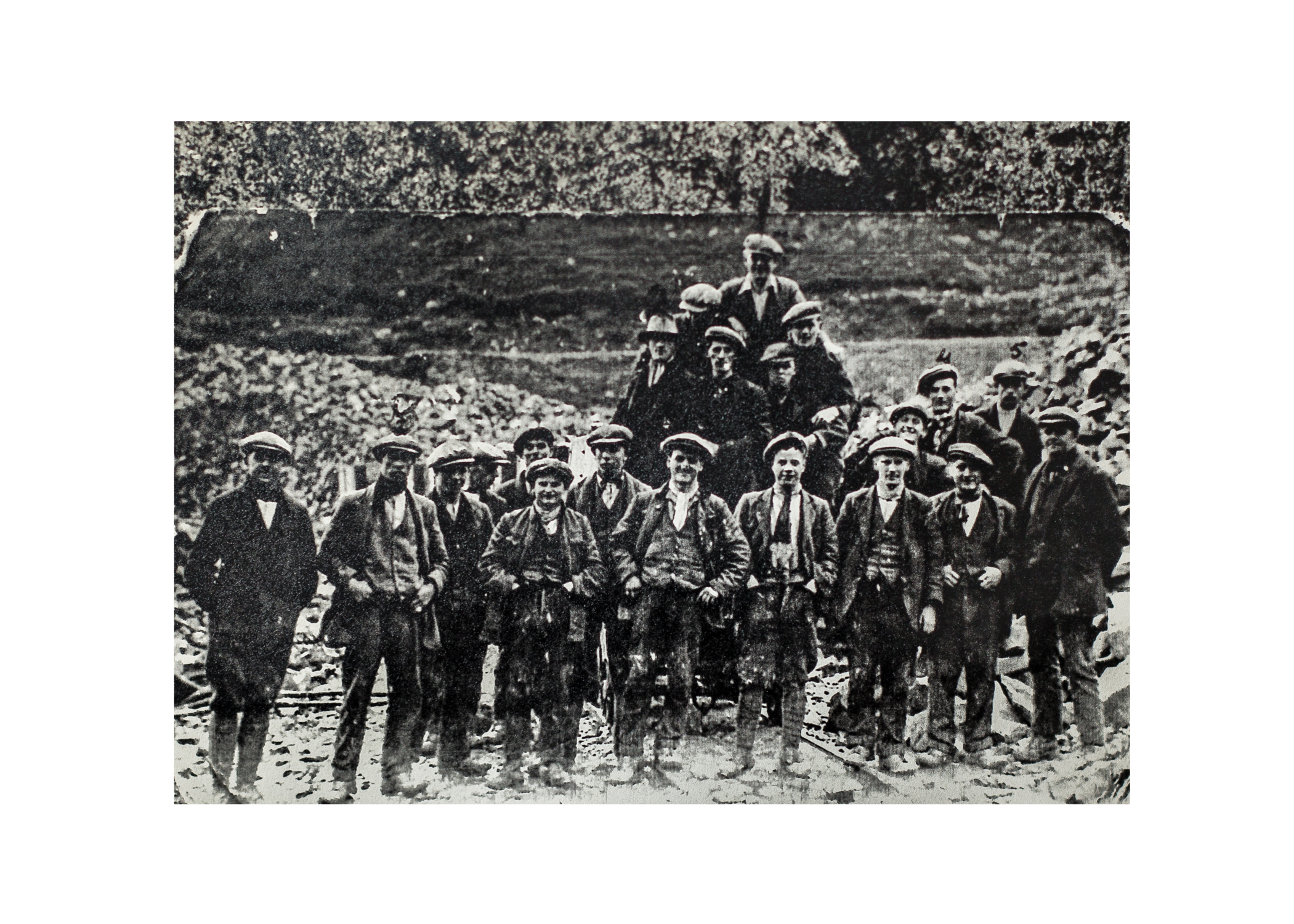 Talgarh Project - Archival image workers